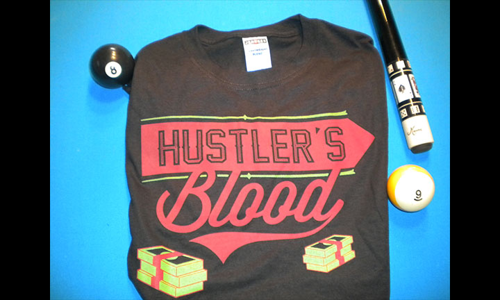 Hustler's Blood - Click Image to Close